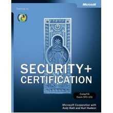 Security+ Certification Training Kit (Pro-Certification)