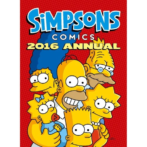 The Simpsons - Annual 2016 (Annuals 2016) [Hardcover] [Sep 08, 2015] Matt Gro...