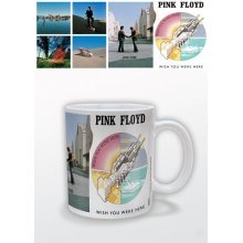 Pink Floyd Wish You Were Here Ceramic Mug
