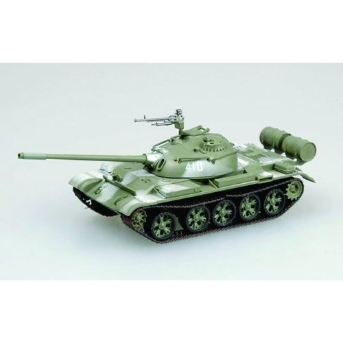 Em35020 - Easy Model 1:72 - T-54 - Ussr Army in Winter Camouflage