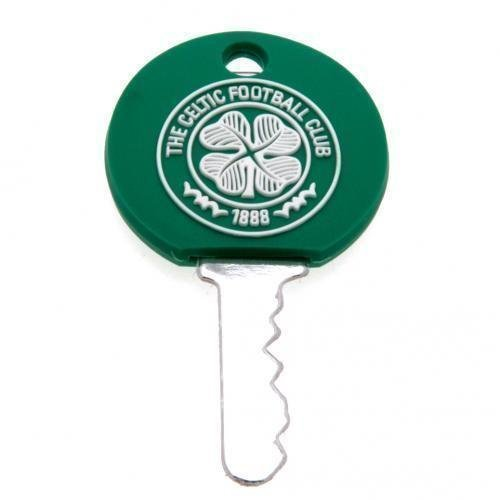 Glasgow Celtic Key Cap - Brand New Celtic Crest Design