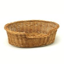 Extra Extra Large Willow Dog Cat Pet Wicker Basket