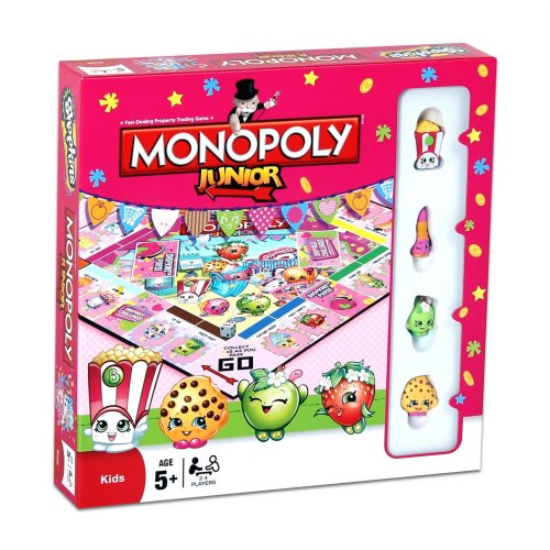 Shopkins Monopoly Game