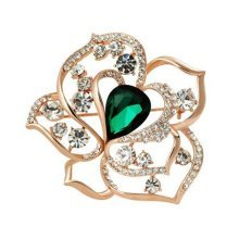 Fashion Jewelry Pins For Women 2 Pcs Alloy Vintage Brooches Clothing Accessories
