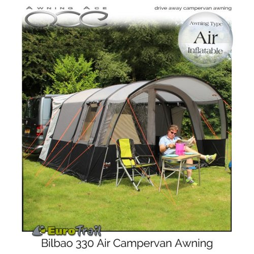 EuroTrail Bilbao Air 330 Drive Away Campervan Awning