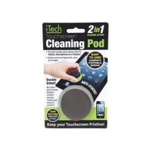 Touchscreen Cleaning Pod -  cleaning pod 2 touchscreen polish tablet x shine smart phone lcd touchsreen removing shines smartphone microfibre pad 1