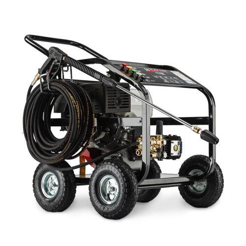 Wilks-USA TX850 Petrol Pressure Washer - 15HP 4800psi / 331Bar