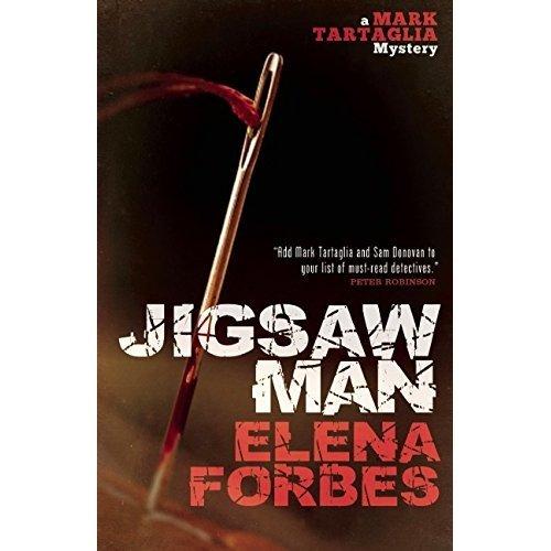 Jigsaw Man (Mark Tartaglia Mystery)