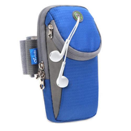 Running Phone Bag Men and Women Wrist Vag Arm Bag#F