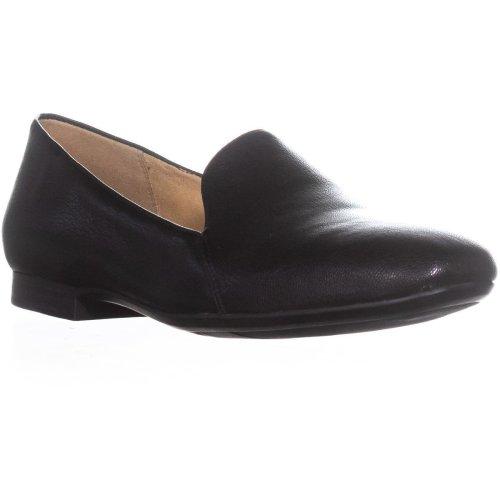naturalizer Emiline Classic Slip On Loafers, Black  , 8.5 UK