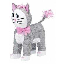 PINATA conv: Grey Cat - Favors P19646