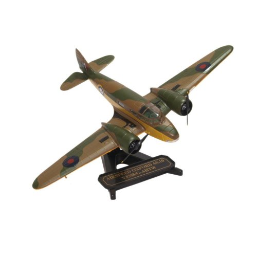 1:72 Airspeed Oxford AS.10 V3388/G-AHTW Model Plane