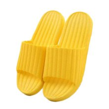 Indoor Cozy Bathroom Non-slip Slippers House Slipper For Womens, Yellow