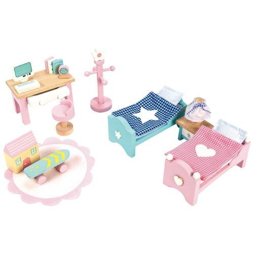 Le Toy Van Doll House Daisylane Children's Bedroom