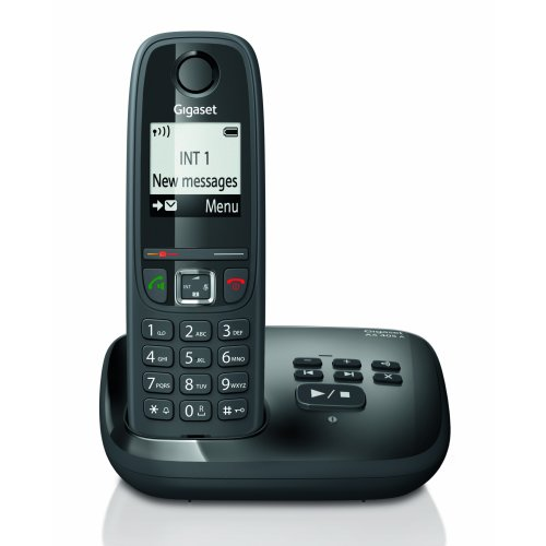Gigaset AS405A Cordless Phone with Answer Machine