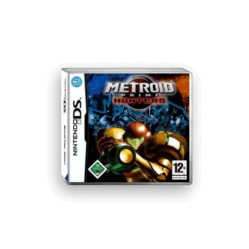 Metroid Prime Hunters (Nintendo DS)