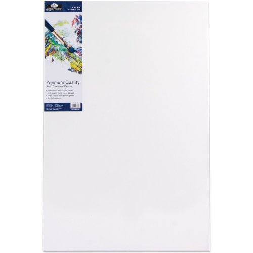 """essentials(TM) Premium Stretched Canvas-24""""X36"""" FOB: MI"""