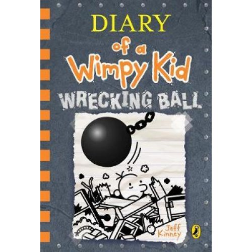 Diary Of A Wimpy Kid: Wrecking Ball (Book 14) - Jeff Kinney