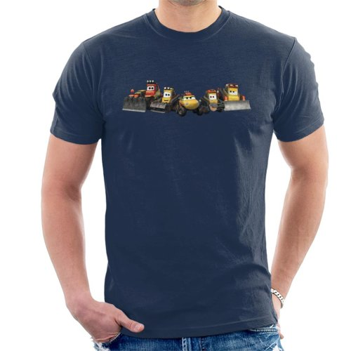 Disney Cars Construction Crew Men's T-Shirt