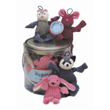 Hugglekats Woodland Critters Assorted Display (Pack of 12)