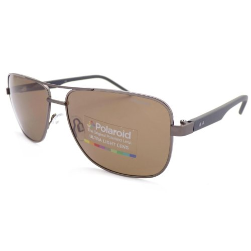 POLAROID Men's Square Polarized Sunglasses PLD2042