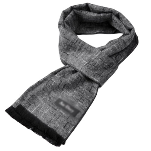 England Style Man Scarf Decent Fashion Business Scarves Gift -A10