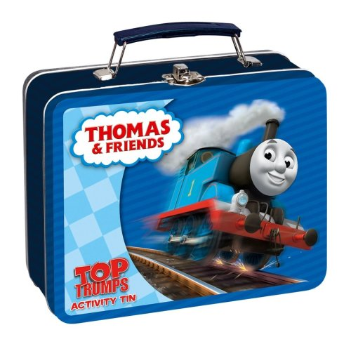 Thomas and Friends Top Trumps Collectors Tin