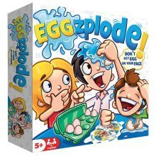 Eggzplode Game | Kids' Egg Roulette Game