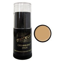Mehron- Creamblend Colored Makeup Stick- Neutral Buff