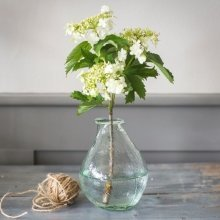 Small Recycled Glass Vases