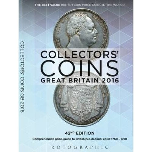 Collectors' Coins: Great Britain 2016