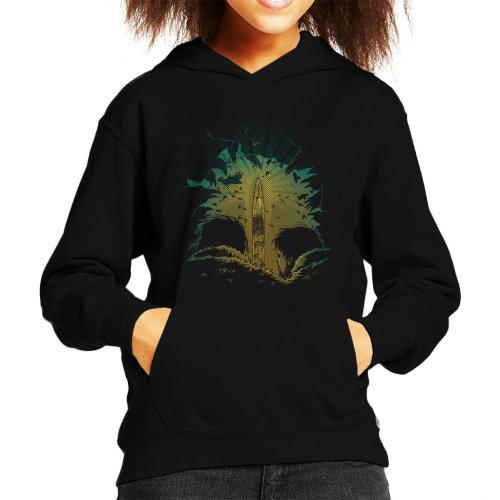 Game Of Thrones Sword In The Darkness Kid's Hooded Sweatshirt