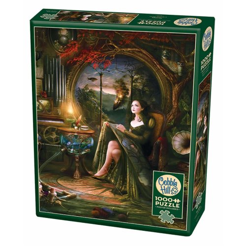 CBL80177 - Cobblehill Puzzles 1000 pc - Trapped