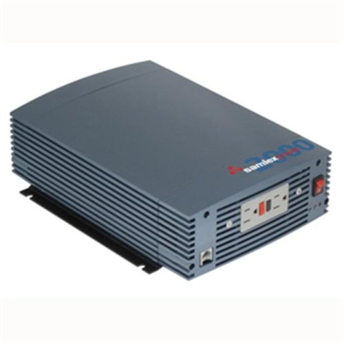 All Power Supply SSW-2000-12A Pure Sine Wave Inverter 12 VDC- 2000 Watt with Free Remote