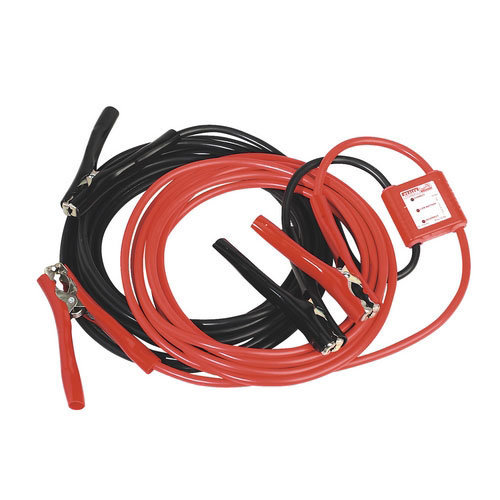Sealey PROJ/12/24 7mtr ProJump Booster Cables 450A with Electronics Protection 12/24V