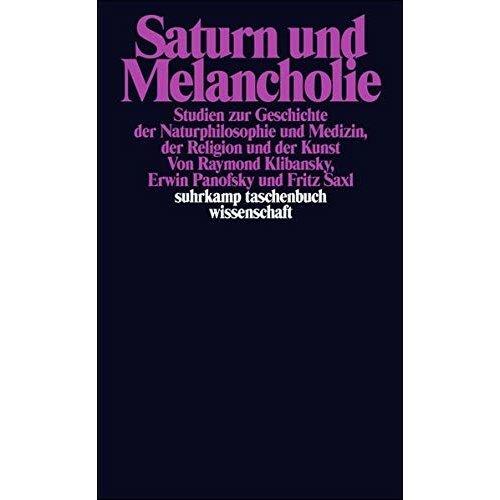 Saturn und Melancholie.