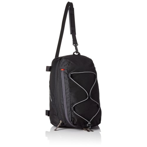 Vaude Silkroad Bag - Black, 21 x 17 x 31 cm, 6.5 liters, 11114