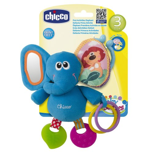 Chicco First Activity (Elephant)