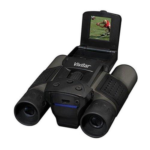 Vivitar VIV-CV-1225V 12 x 25 Digital Camera-Binoculars