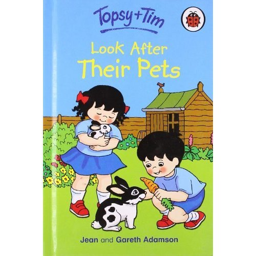 Topsy and Tim: Look After Their Pets