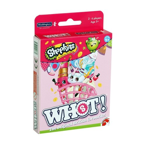 Shopkins Whot Cards