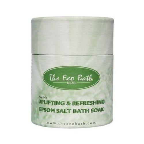 Eco Bath Uplifting & Refreshing Epsom Bath Soak | 250g