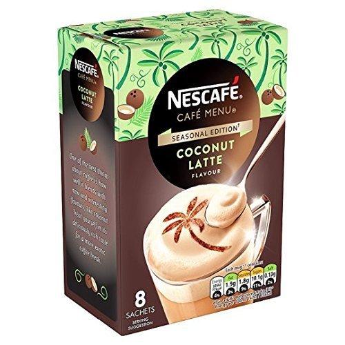 Nescafe Cafe Menu Coconut Latte Flavoured 148g