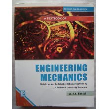 A Textbook of Engineering Mechanics [Paperback]