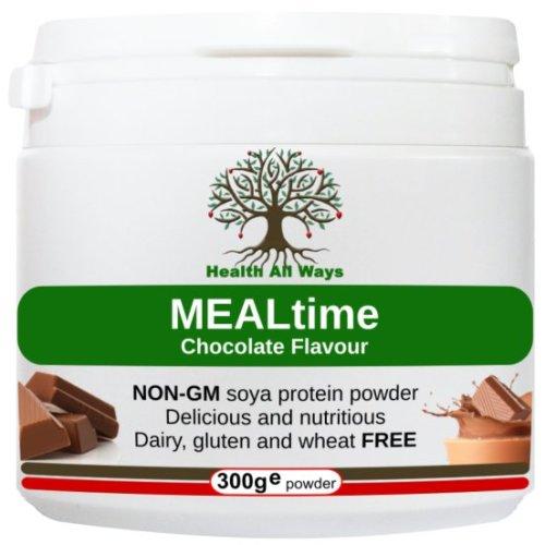 Vegan Chocolate Flavour Meal Replacement Protein Powder Dairy Gluten Free Kosher