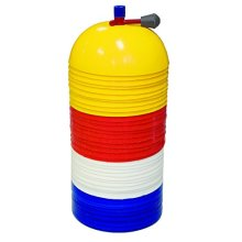 Amber Athletic Gear Dome Cones Marker Set (Set of 40)