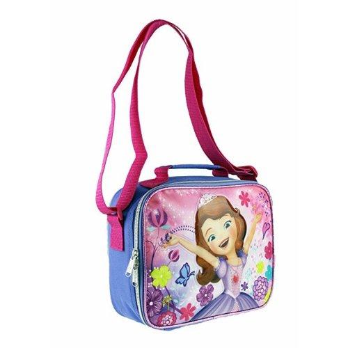 Lunch Bag - Disney - Sofia the First - Flower Garden New 001223