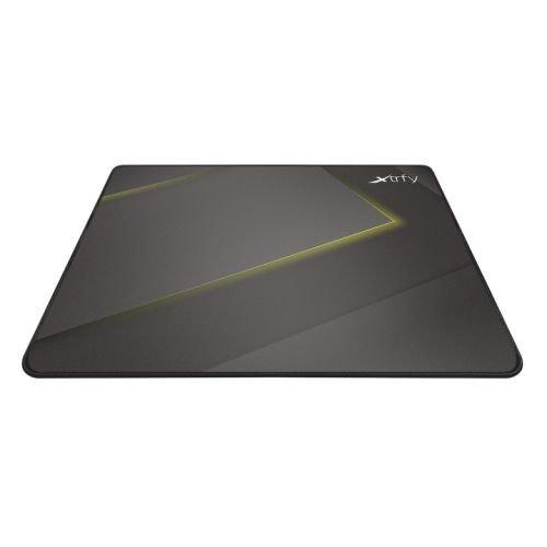 Xtrfy Gp1 Large Surface Gaming Mouse Pad Black & Yellow Cloth Surface Washa XG-GP1-L
