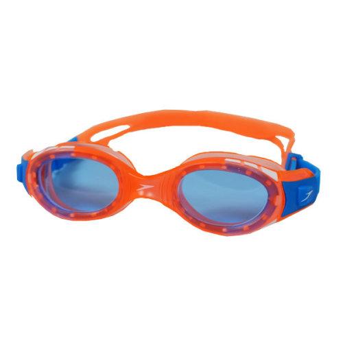 380904361011 Speedo Junior Futura Biofuse Goggle - (colours May Vary) - Goggles Swimming  Uv - goggles speedo junior biofuse swimming futura uv antifog kids blue on  OnBuy