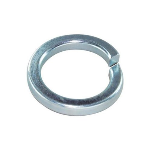 M10 spring washer Zinc plated mild steel DIN7980